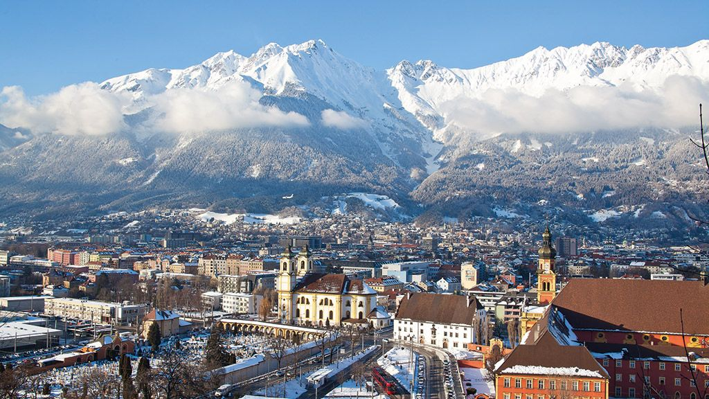 innsbruck holidays in the capital of the alps