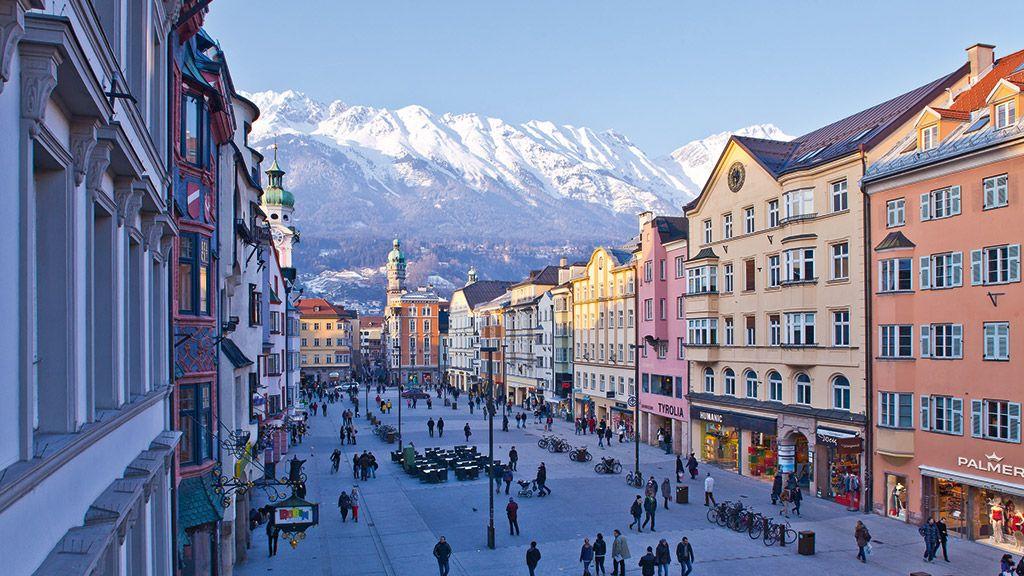 Einkaufserlebnis Innsbruck - © Innsbruck Tourismus - Innsbruck Tirol