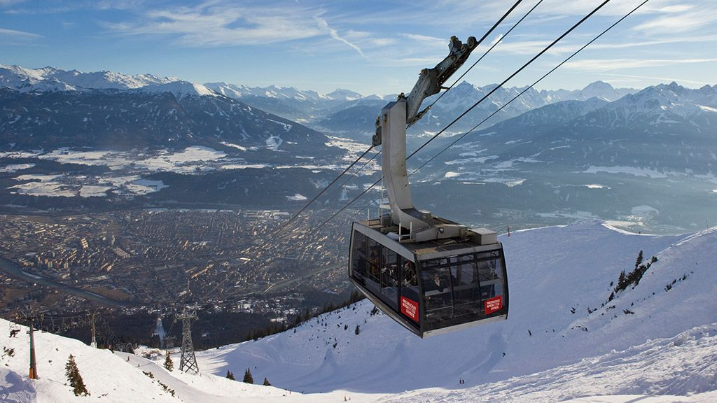 Nordkettenbahn - © Innsbruck Tourismus - Innsbruck Tirol