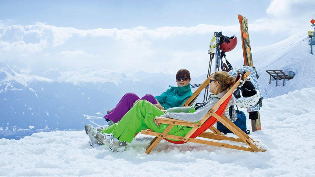 Auf der Seegrube - © Innsbruck Tourismus - Innsbruck Tirol