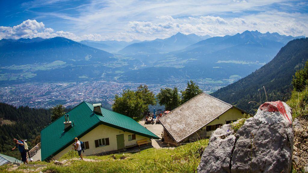 Höttinger Alm - Foto: Innsbruck Tourismus