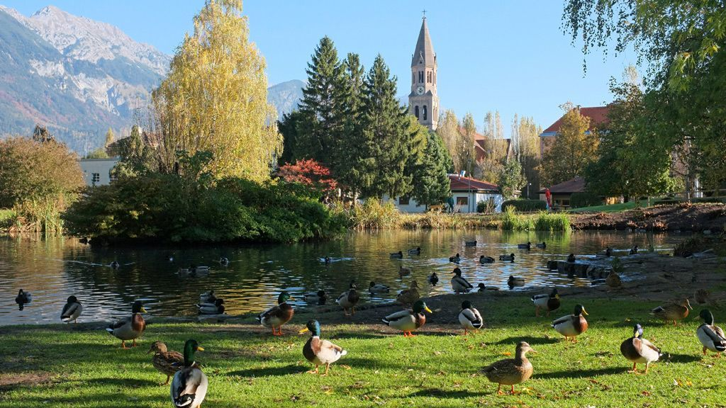 Rapoldipark - Foto: Innsbruck Tourismus