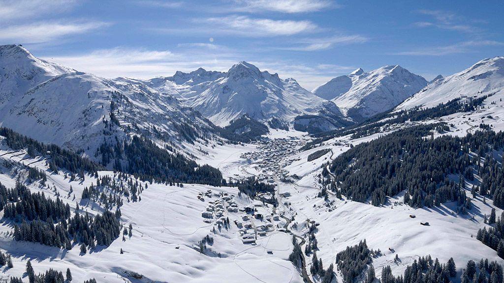 © Lech Zürs Tourismus/Sepp Malaun - Lech  am  Arlberg Vorarlberg