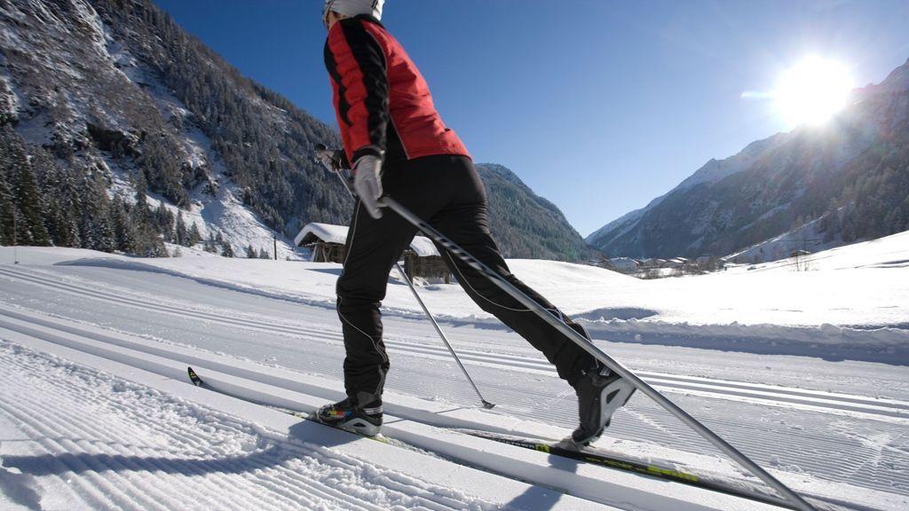 Langlaufen im Kaunertal © TVB Tiroler Oberland - Kaunertal Tourismus