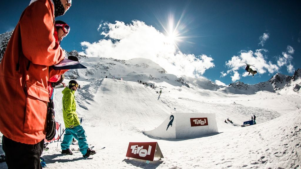 Kaunertaler Opening © TVB Tiroler Oberland - Kaunertal Tourismus