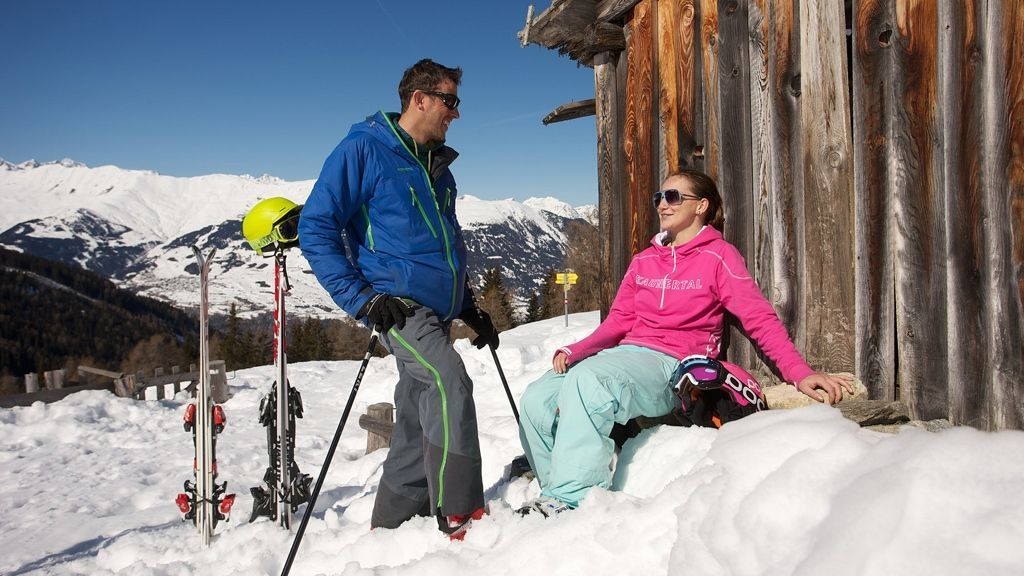 Skipause © TVB Tiroler Oberland - Kaunertal Tourismus / Martin Lugger