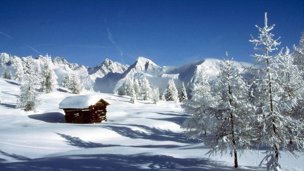 Lesachtal im Winter - Lesachtal Kaernten