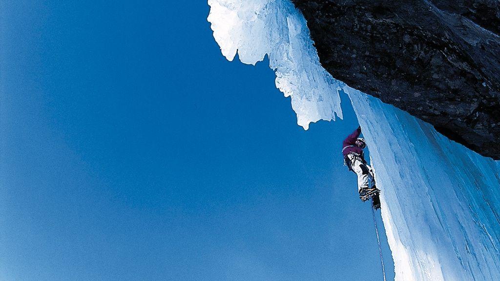 Eisklettern Kaunertal © Kaunertal Tourismus