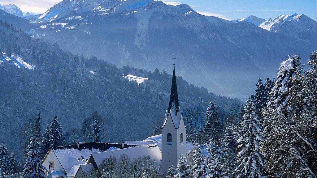 St. Gerold Vorarlberg