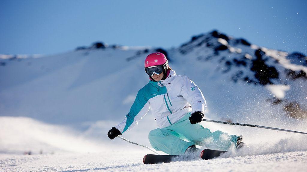 Skifahren im Kaunertal - Foto: Kaunertal Tourismus