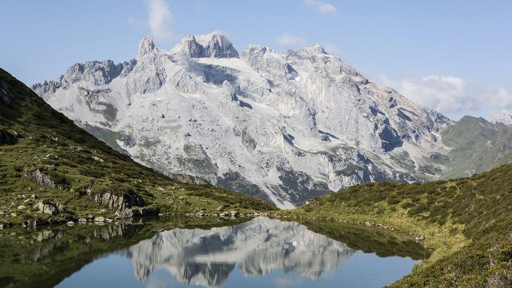 Bergsee - Foto: Montafon Tourismus GmbH / Daniel Zangerl
