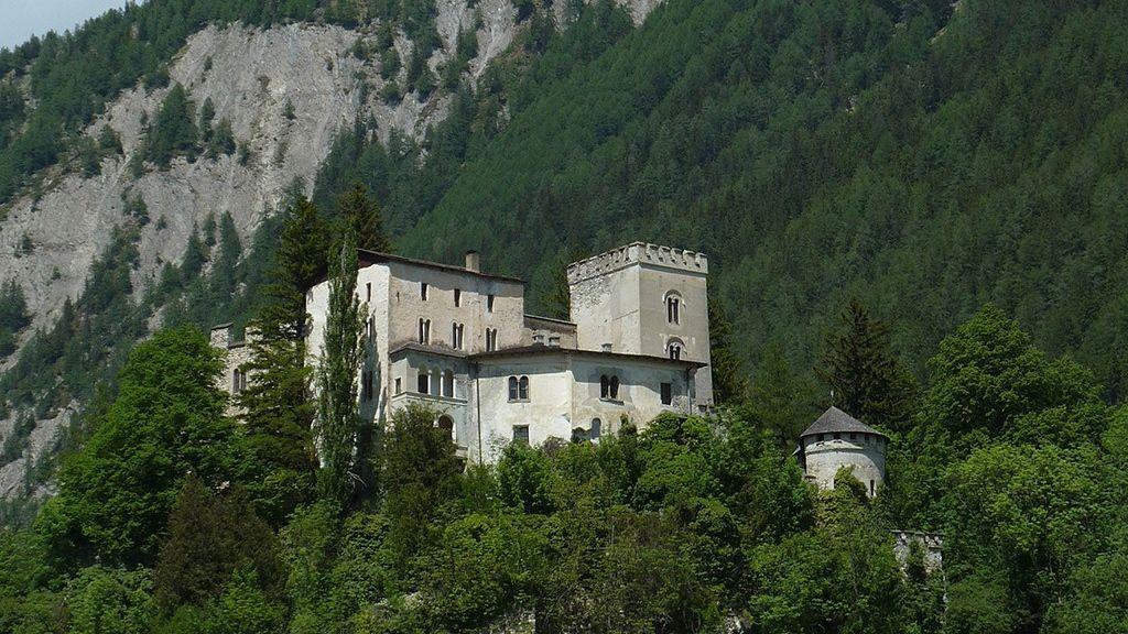 Schloss Weißenstein, Matrei - ©Tirol Werbung/Aichner Bernhard