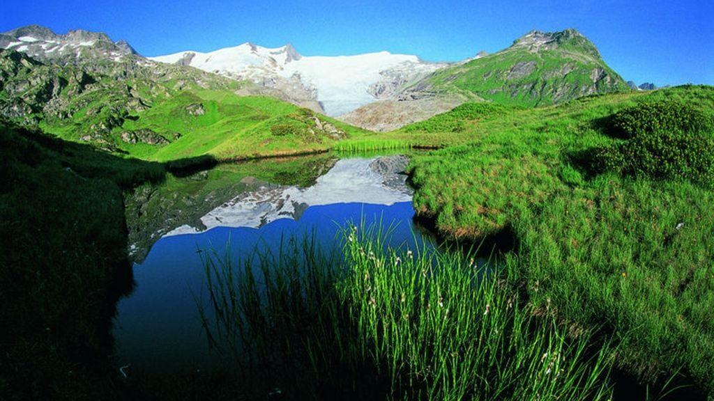 Gletscherweg Innergschlöss - ©Tirol Werbung/Umfahrer Peter