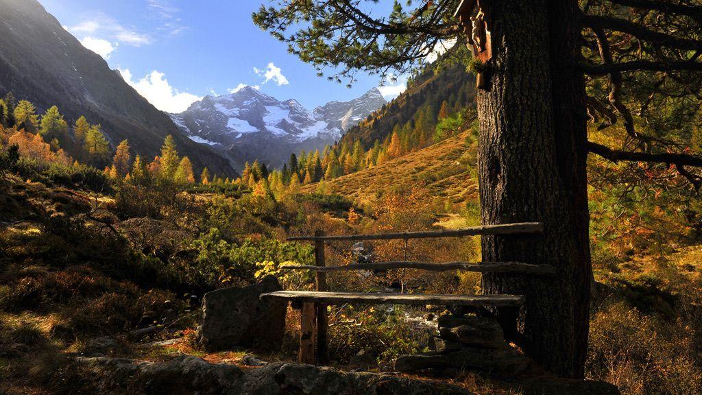 Herbst in Mayrhofen - Foto: Mayrhofen