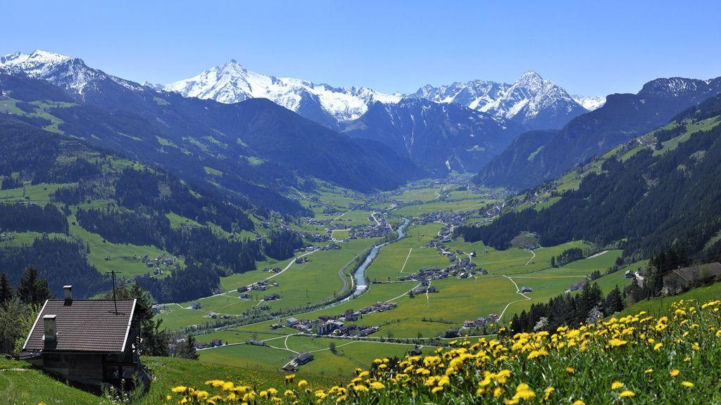 Sommer in der Ferienregion Mayrhofen-Hippach, Foto: Archiv Mayrhofen, Paul Sürth