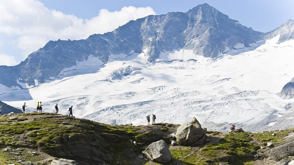 alpine Hochtour im Naturpark Zillertaler Alpen - Foto: Mayrhofen