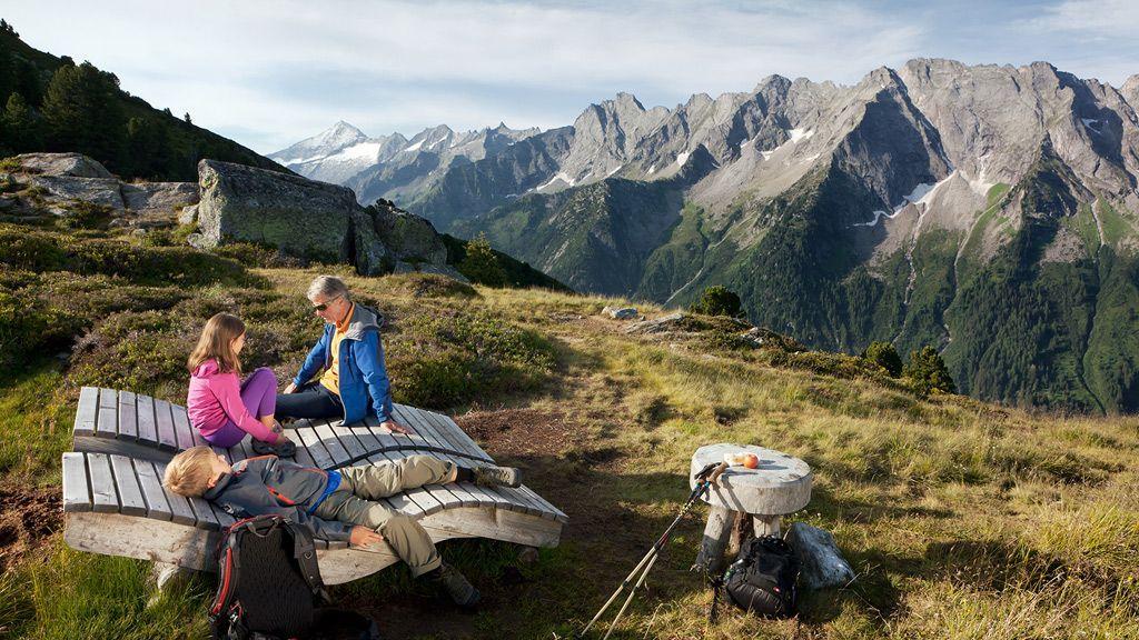 Genießerrundweg am Ahorn - Foto: Mayrhofen