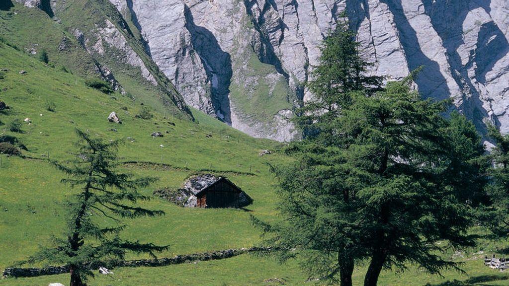 Almhütte, Ködnitztal in Osttirol bei Kals - ©Tirol Werbung/Umfahrer Peter