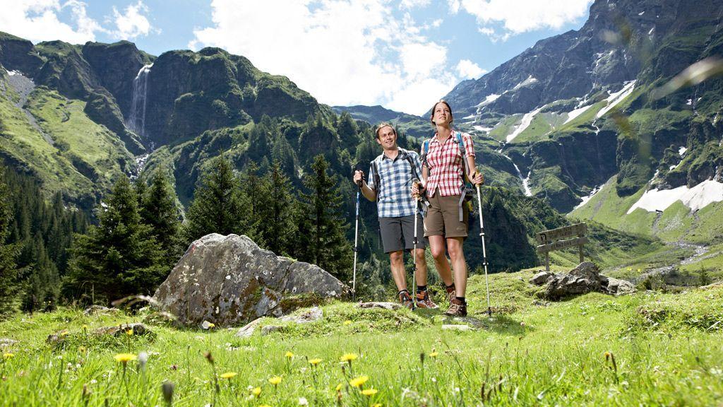 Der Hintersee bietet atemberaubende Einblicke in die Natur. Region Mittersill-Hollersbach-Stuhlfelden - Bildnachweis: Mittersill Plus GmbH, Michael Huber