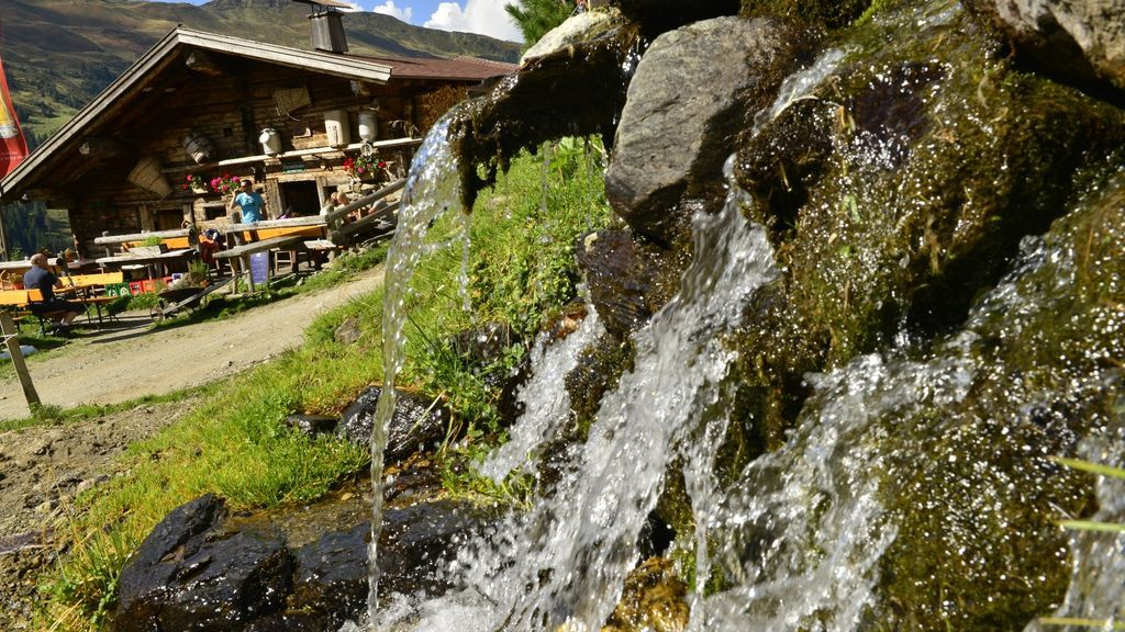 Farmkehralm Inneralpbach - Copyright:Alpbachtal Seenland Tourismus