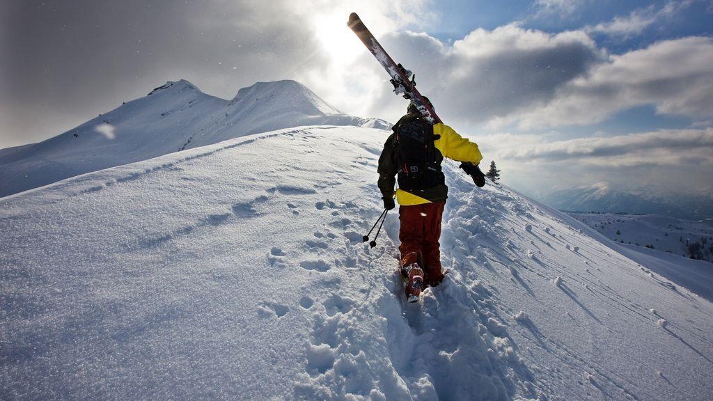 Gipfelaufstieg am Wiedersbergerhorn - Copyright:Alpbachtal Seenland Tourismus