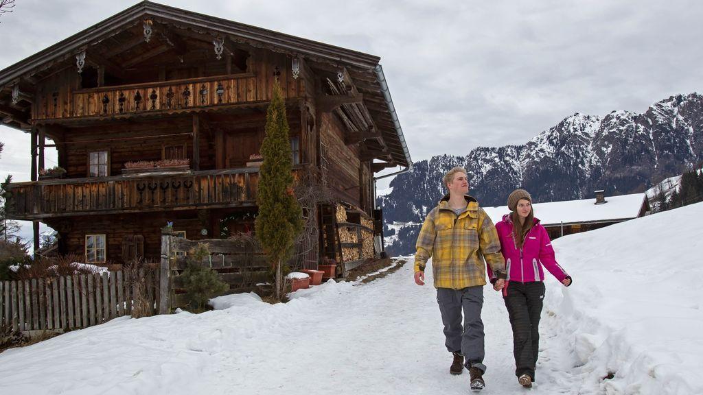 Winterwandern im Alpbachtal - Copyright:Alpbachtal Seenland Tourismus