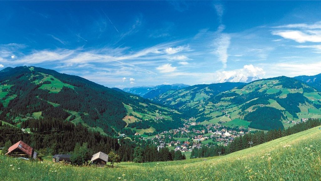 Aussicht hoch 2 in Wagrain-Kleinarl - © Wagrain-Kleinarl Tourismus - Wagrain Salzburg