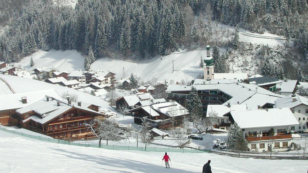 Auffach Wildschönau village - Wildschoenau - Auffach Tirol