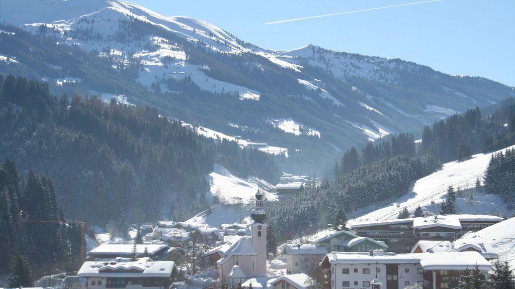 Auffach Schatzberg village - Wildschoenau - Auffach Tirol
