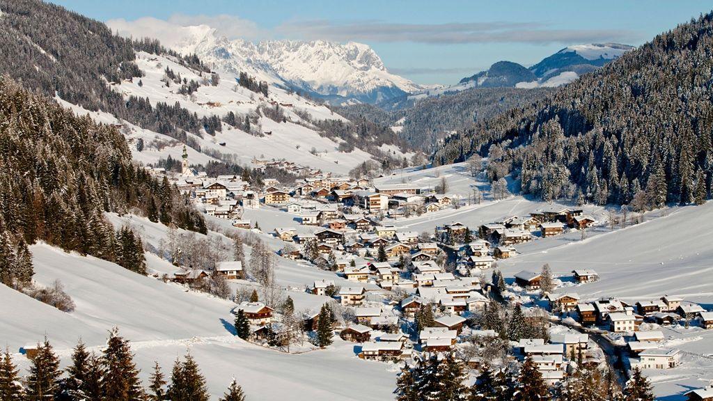 Wildschönau Oberau - Foto: Wildschönau Tourismus wildschoenau.com