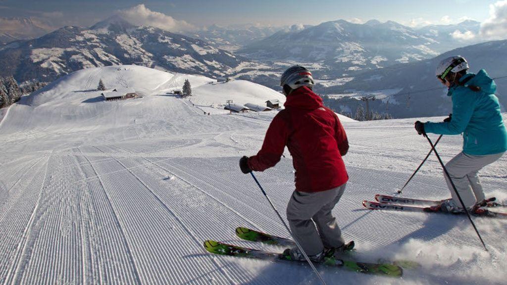 Skifahren - Foto: Wildschönau Tourismus wildschoenau.com
