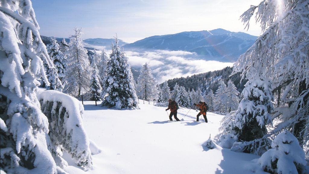 Schneeschuhwandern - Copyright: Bad Kleinkirchheim - Bergbahnen Bad Kleinkirchheim Bad Kleinkirchheim