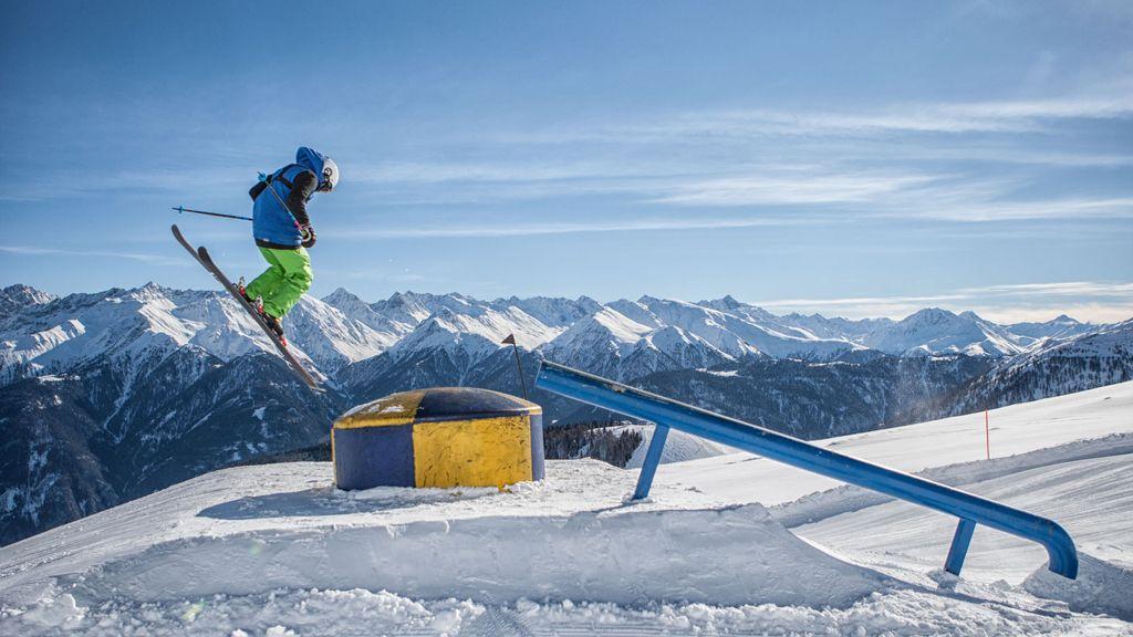 Funpark Serfaus Fiss Ladis - Fotoquelle: Andreas Kirschner - Serfaus-Fiss-Ladis - Tirols Skidimension