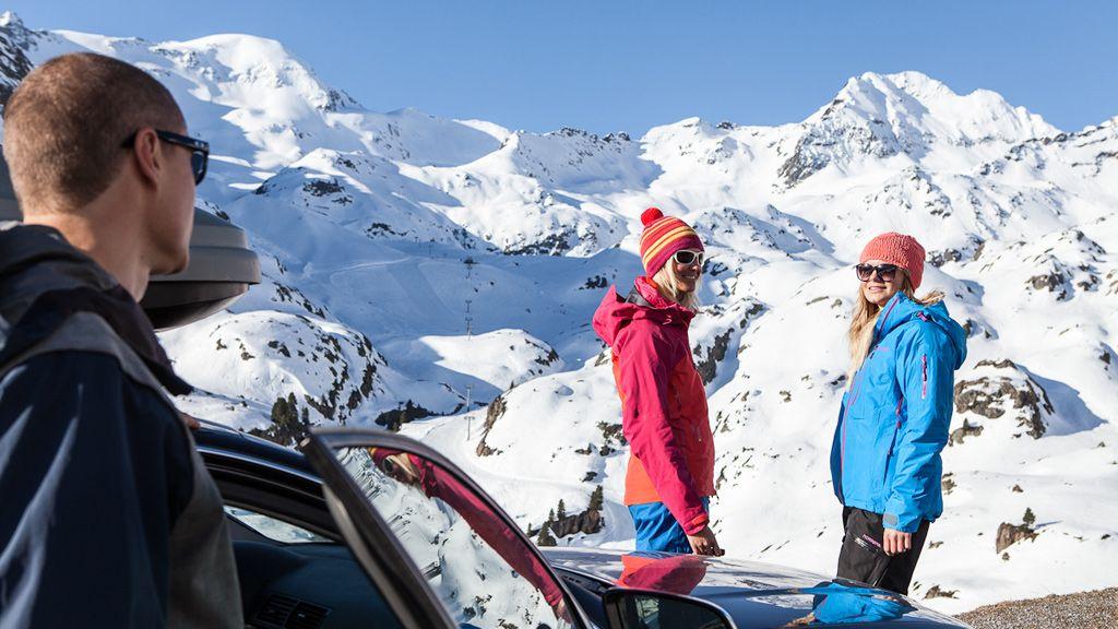 Kaunertaler Gletscher - Foto: Kaunertaler Gletscher / Daniel Zangerl - Kaunertaler Gletscher Kaunertal