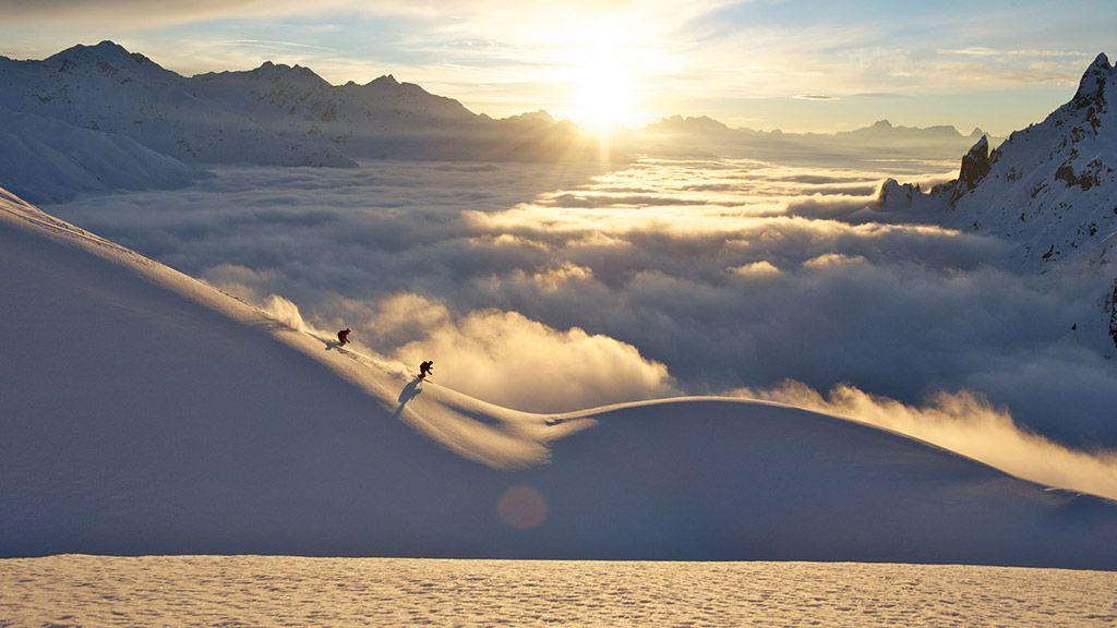 Freerider - © Lech Zürs Tourismus/Sepp Mallaun - Lech Zuers - Ski Arlberg Lech am Arlberg