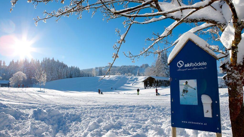 Boedele Schwarzenberg im Bregenzerwald