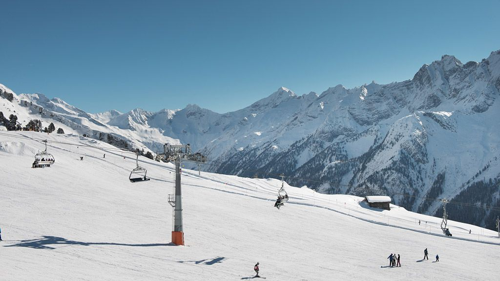 Foto: Mayrhofen - Mayrhofner Bergbahnen Hippach