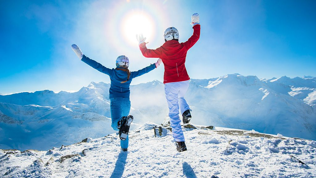 traumhaftes Skiwetter - © Ski amadé - Ski Amade Altenmarkt-Zauchensee
