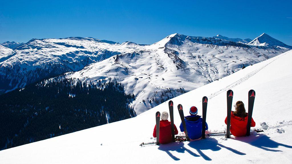 Aussicht genießen - © Ski amadé - Ski Amade Altenmarkt-Zauchensee