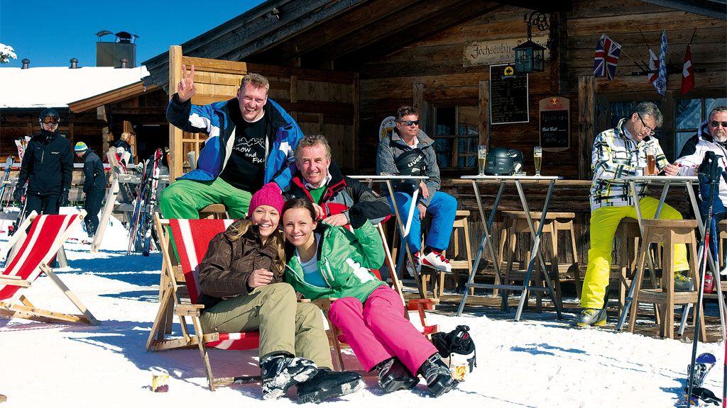 SkiWelt Wilder Kaiser - Brixental - Bergbahnen Wilder Kaiser - Brixental