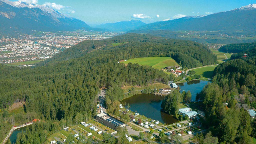 Natterer See - Foto: Innsbruck Tourismus - Natterer See Natters