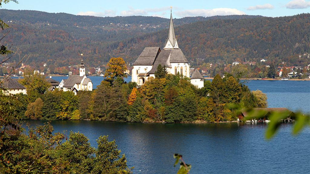 Woerthersee Klagenfurt