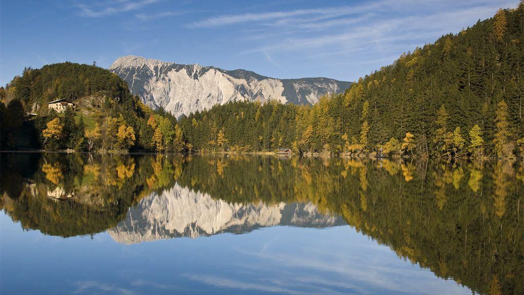lago di Piburg Oetz