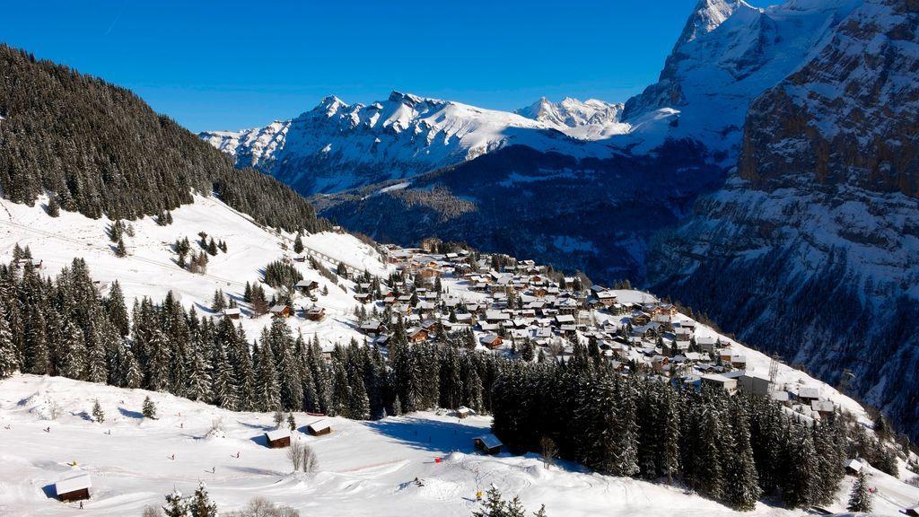 © Jungfrau Region/Joost van Allmen