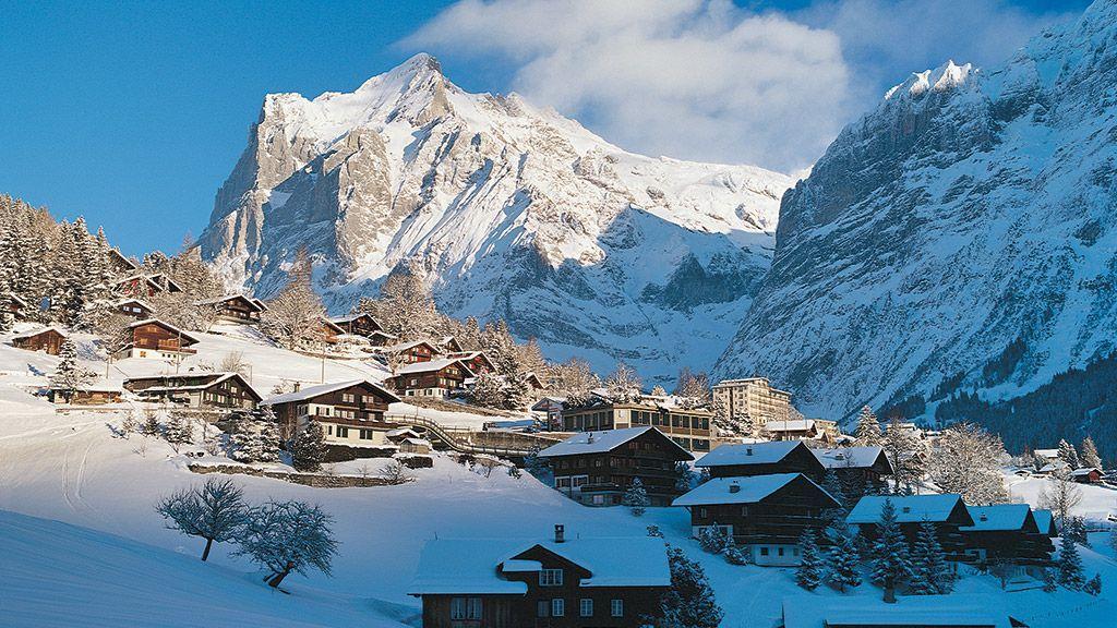 Grindelwald im Winter - © by Jungfrau Region - Grindelwald Berner Oberland