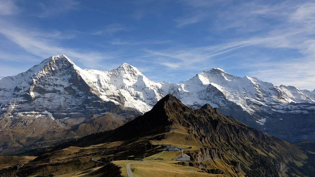 © by Maennlichen Cableways Ltd. - Grindelwald Berner Oberland