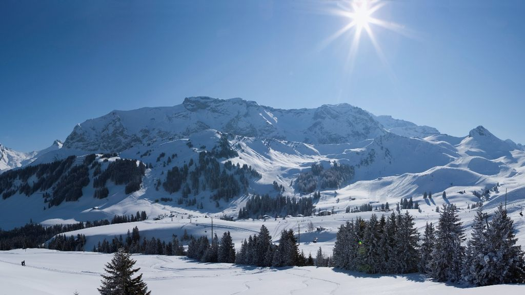 © PHOTOPRESS/Adelboden