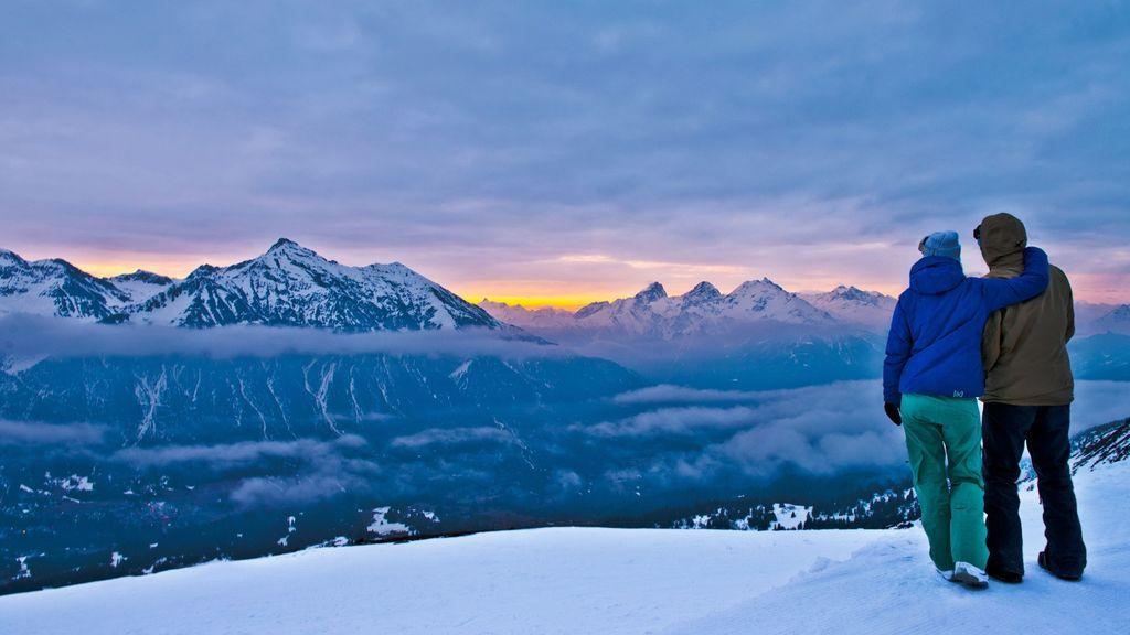 Sunset in Lenzerheide; © PHOTOPRESS/Lenzerheide - Lenzerheide Grisons