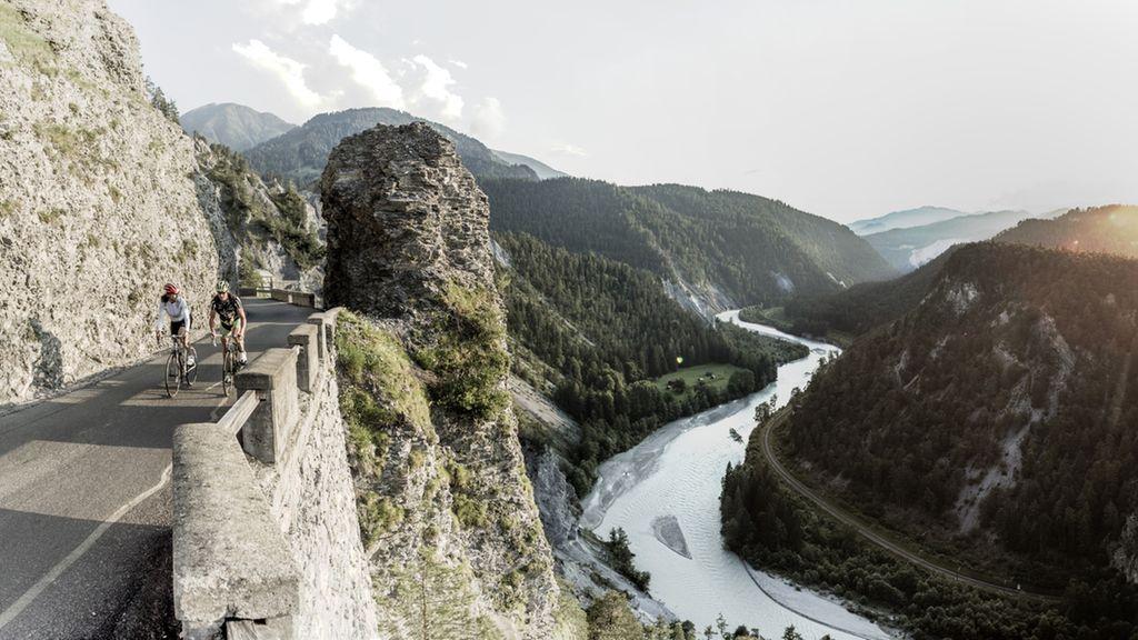 © Graubünden Ferien/Merida Bikes
