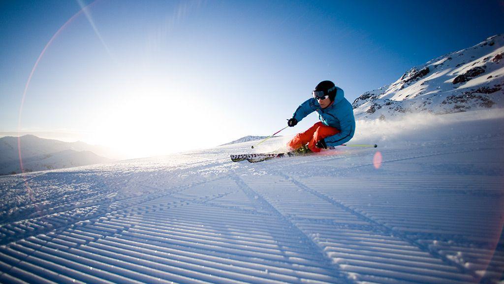 Skiing - © Graubünden Ferien, Andrea Badrutt